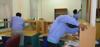 Dịch vụ chuyển văn phòng giá rẻ tại quận Ba Đình
