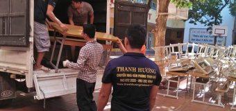 Dịch vụ chuyển nhà Quyết Đạt tại xã Đốc Tín mang lại sự an tâm cho khách hàng