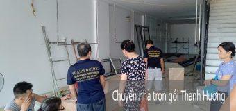 Dịch vụ chuyển nhà Quyết Đạt tại phố Nguyễn Ngọc Nại