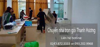 Dịch vụ chuyển nhà Quyết Đạt tại phố Đặng Xuân Bảng