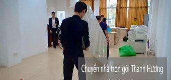 Dịch vụ chuyển nhà tại phố Tả Thanh Oai 2019