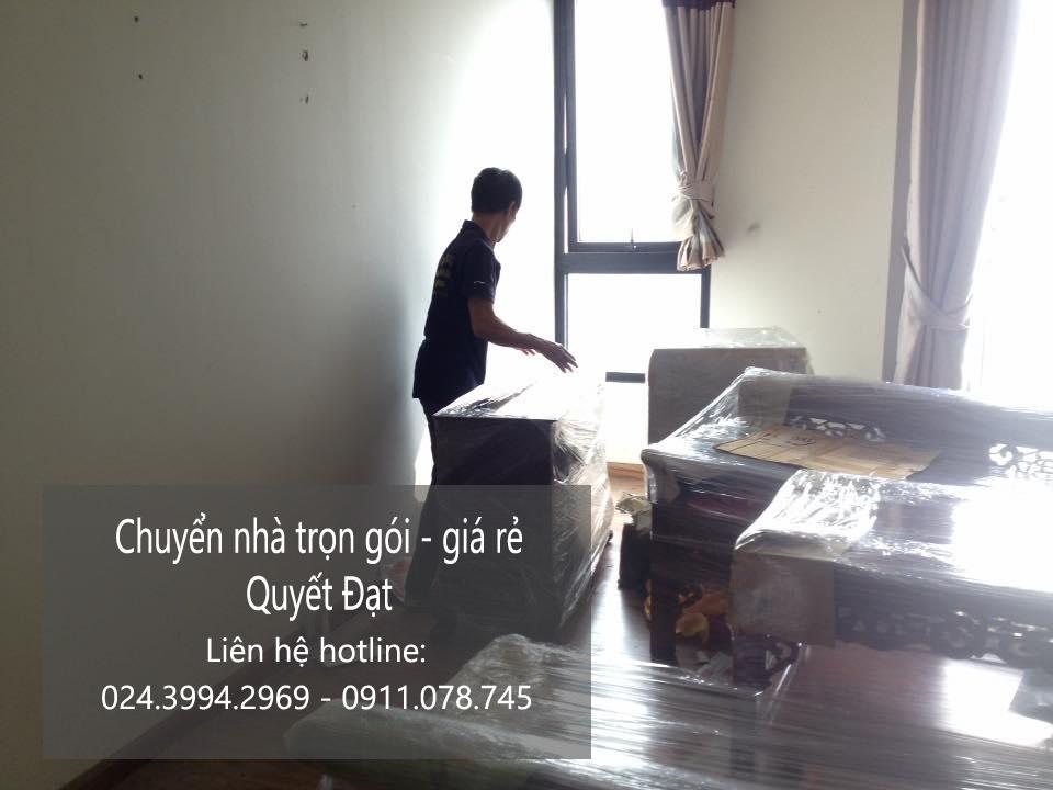 Chuyển nhà trọn gói tại phố Lê Trọng Tấn