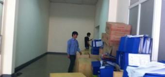 Dịch vụ chuyển văn phòng chuyên nghiệp tại quận Đống Đa