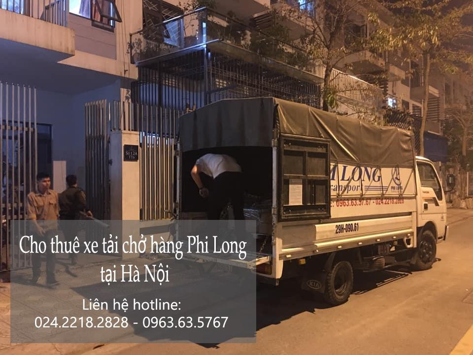 Dịch vụ chuyển nhà tại đường Trần Quốc Vượng