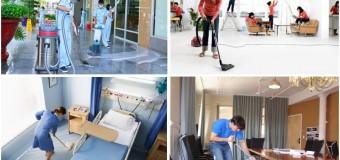 Dịch vụ dọn vệ sinh công nghiệp giá rẻ