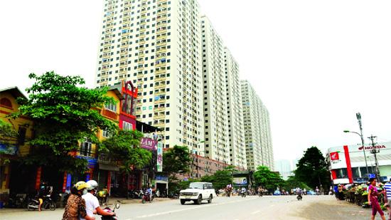 khu do thi Dai Thanh