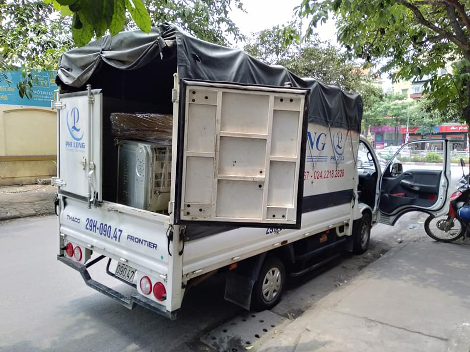 Vận chuyển hàng hóa chất lượng Quyết Đạt phố Hàng Bông