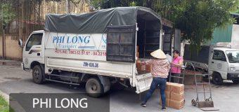 Dịch vụ chuyển nhà trọn gói tại đường Thạch Cầu
