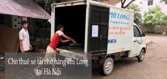 Dịch vụ chuyển nhà Quyết Đạt tại đường đào văn tập
