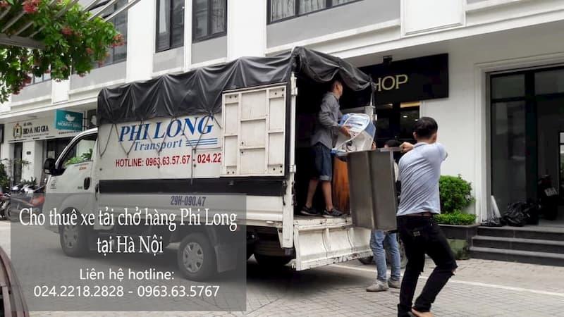 Chuyển nhà Quyết Đạt trọn gói tại phố Hoàng Tăng Bí