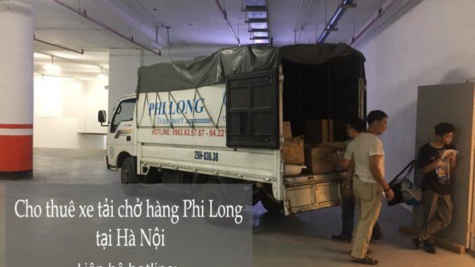 Cho thuê xe tải từ đường Trương Định đi Vĩnh Phúc