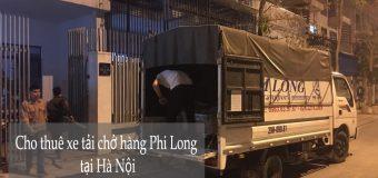 Dịch vụ chuyển nhà Quyết Đạt tại xã Hợp Thanh