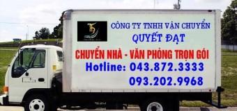 Dịch vụ taxi tải giá rẻ uy tín tại Hà Nội